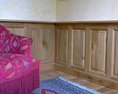 boiserie ch ne d cors. Black Bedroom Furniture Sets. Home Design Ideas